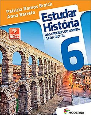 ESTUDAR HISTORIA 6 ED3