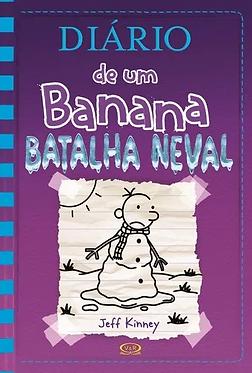 DIÁRIO DE UM BANANA, V.13