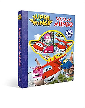 Super Wings - Volta ao mundo