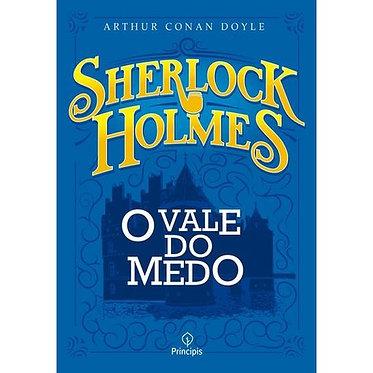 SHERLOCK HOLMES - O VALE DO MEDO