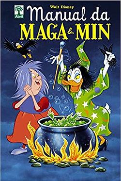 Manual da Maga & Min (Português) Capa dura