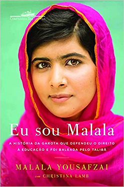 Eu sou Malala:hist.da garota que defendeu o direito à educ.