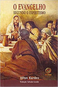 O evangelho segundo o espiritismo - avulso edição econômica
