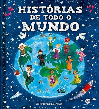 Histórias de todo o mundo: 20 histórias ilustradas