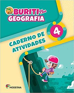 BURITI PLUS GEOGRAFIA 4 CAD ATIVIDADES