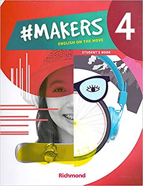#MAKERS 4 ENGLISH ON THE MOVE STDS BK