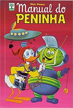 Manual do Peninha (Português) Capa dura