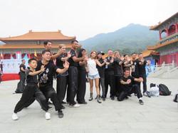 Alunos do S.G. Lam Chun Sing.