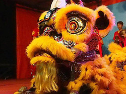 Dança do Leão 舞獅