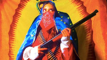 "Gabriel Gonzales, ""Guadalupe""  insta: @battyfangfilms"