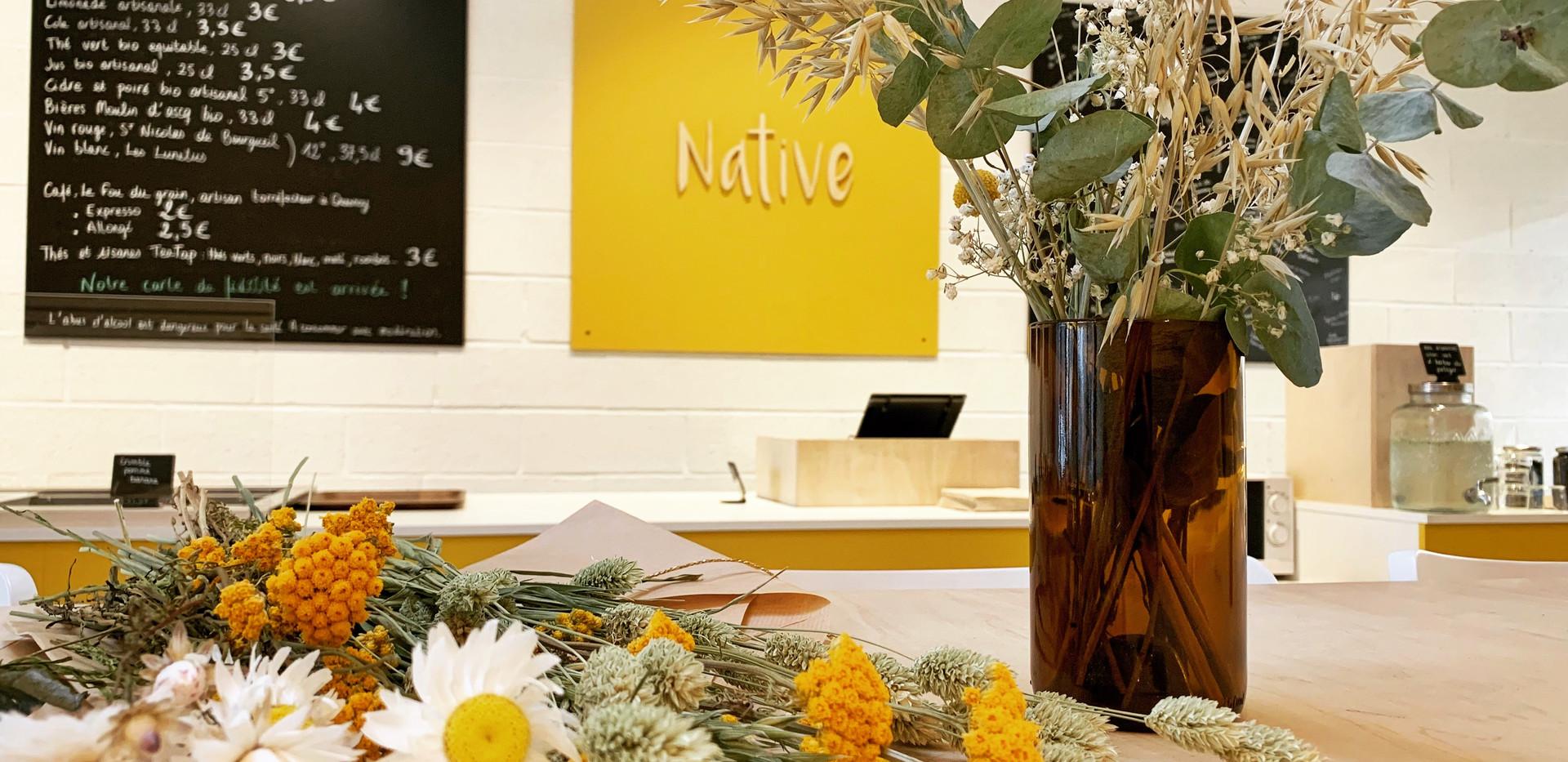 Restaurant Native - Intérieur