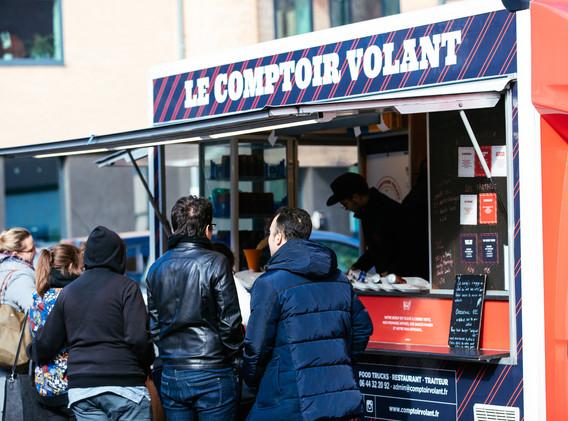 Le Comptoir Volant - Foodtruck