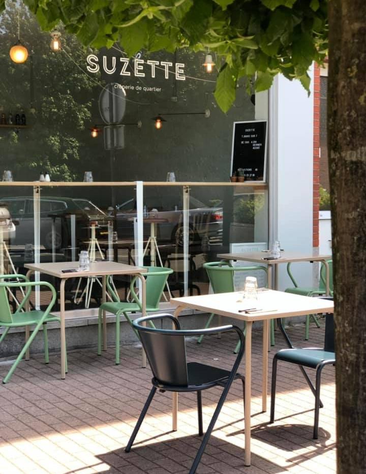 Suzette - Façade