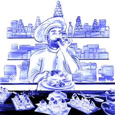 Day 22 Chef