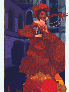 The Masked Venetian