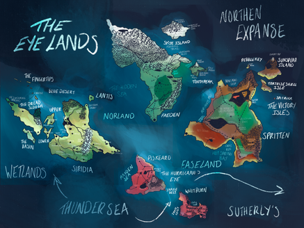 The Eye Lands