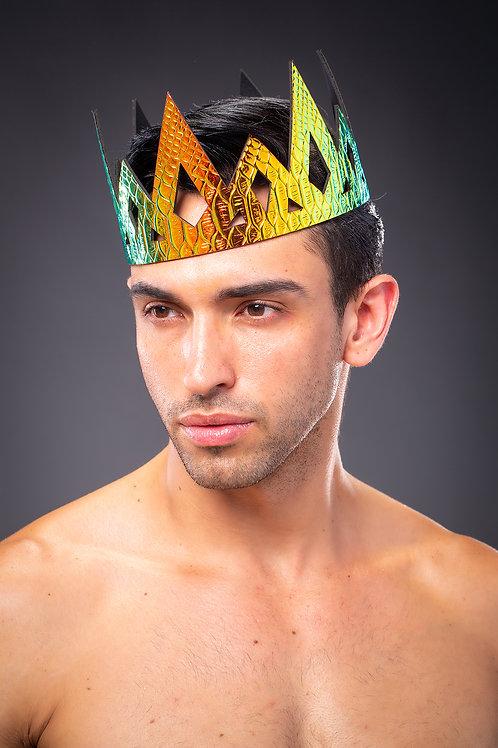 Hologram Python Royal Crown