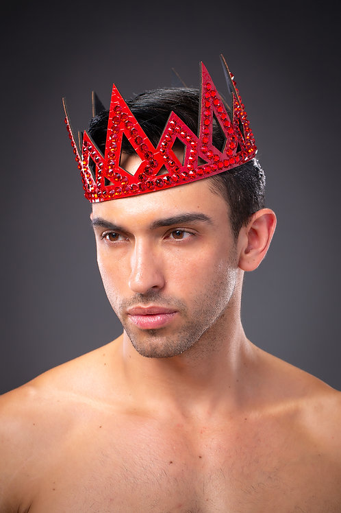Crystalized Royal Crown