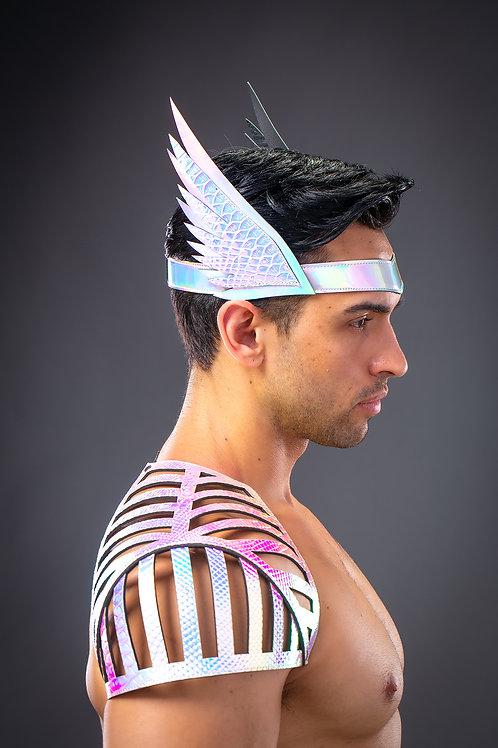 Winged Hologram Headband