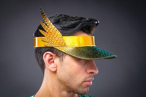 Hologram python winged visor