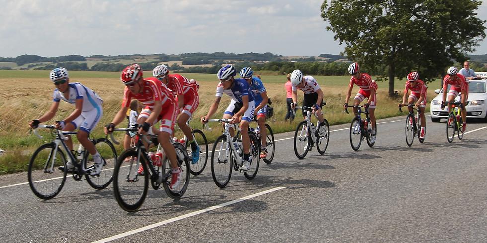 1 år til Tour de France - Ledreborg Allé til Munkholmbroen