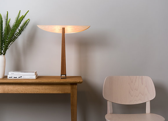 Duets Series | Wooden Table Lamp | Wings