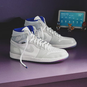 "Air Jordan 1 High Zoom ""Racer Blue"" Review"