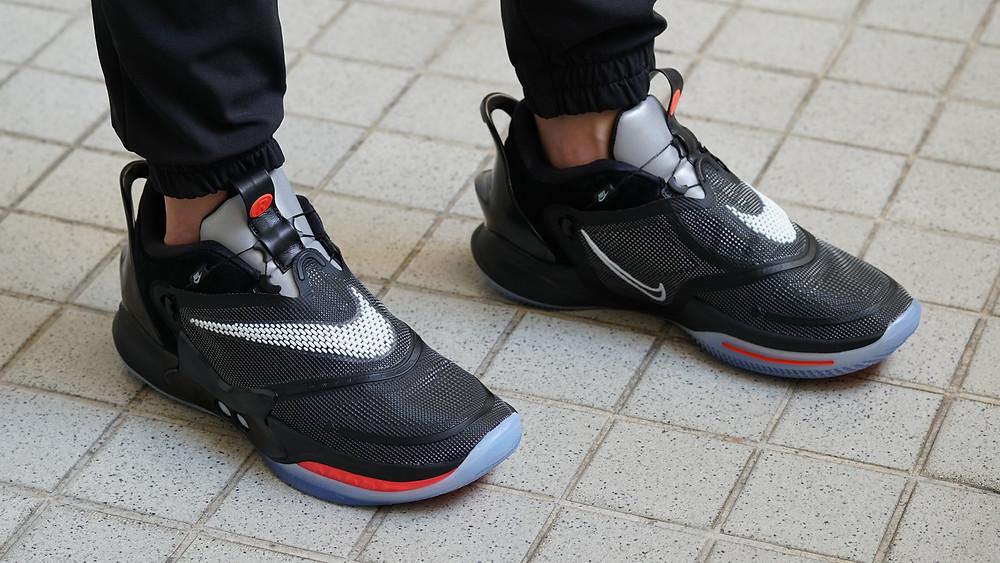 Nike Adapt BB 2.0 Self Lacing Shoe Review