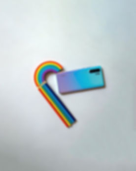 Clinton Jeff Pride Huawei Product Photog