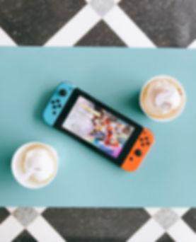 Clinton Jeff Nintendo Switch Product Pho