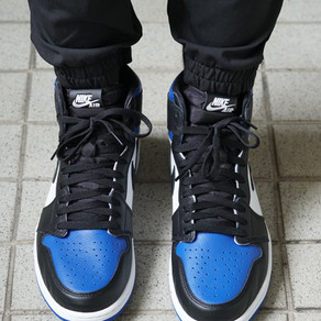 """Air Jordan 1 High Retro OG """"Royal Toe"""" Review"""