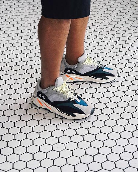 Clinton Jeff Adidas Yeezy