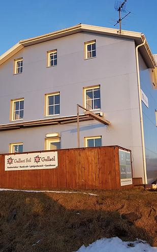 Gullsól Guesthouse
