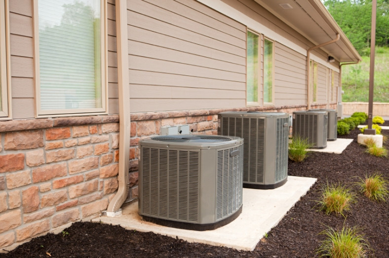Air Conditioning Unit Installation by Paul's Heating and Cooling