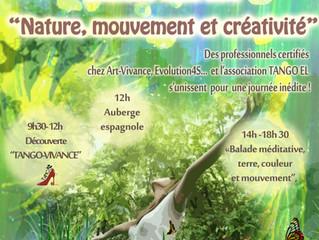 """Journée Bien-être """"Nature, Mouvement, créativité"""" à Givenchy-en-Gohelle"""