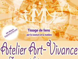 """Atelier """"Tissage de liens"""" pour jeunes et futures mamans"""