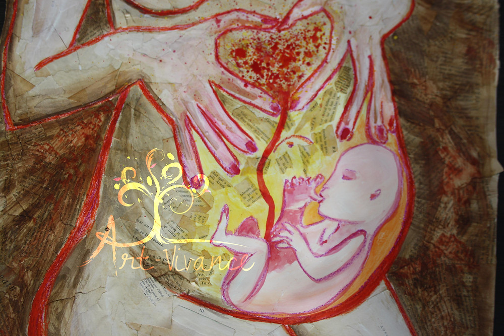 Art-vivance autour de bébé