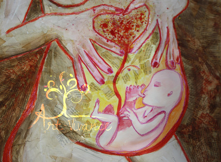 Art-Vivance autour de la naissance!