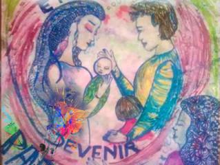 Partage autour de l'art-thérapie et de la parentalité