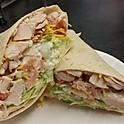 Chicken, Bacon, Ranch Wrap