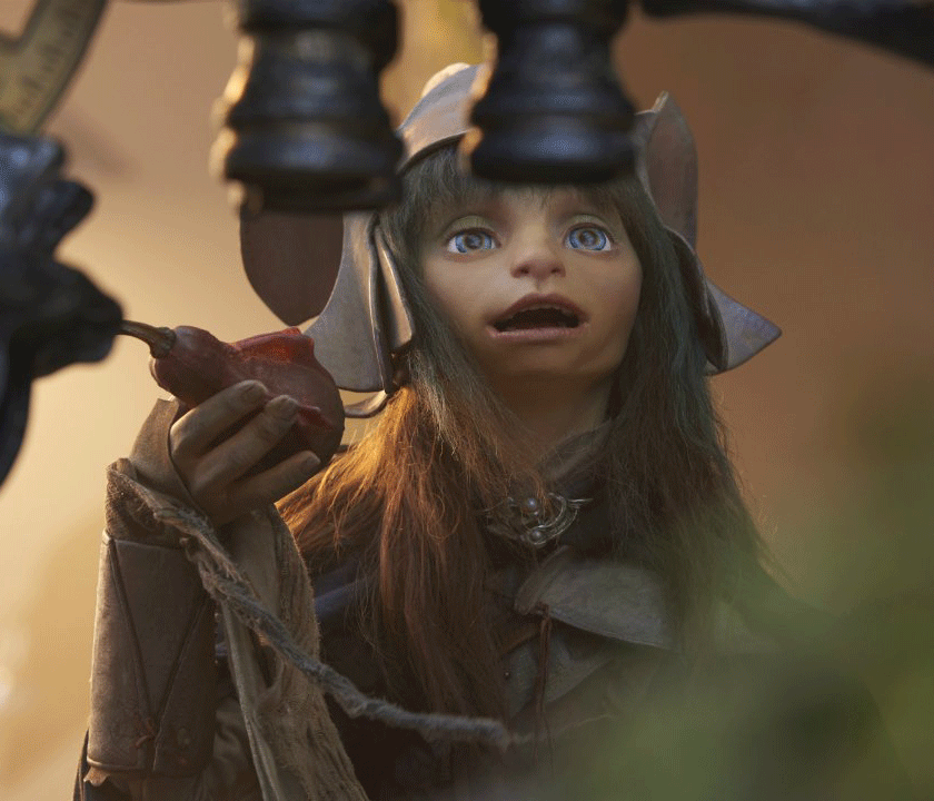 Rian in Netflix's The Dark Crystal: Age of Resistance 2019