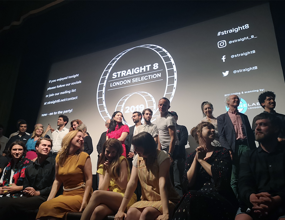 On Set Tech attended the 2019 Straight8 screening of the best 25 entries at Regent Street Cinema