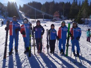 """""""Ski sezona 2020/21,                                 Banjalučki skijaški klub BSK """""""