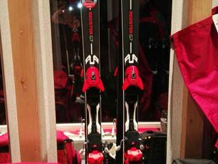 Provjera skija prilikom kupovine