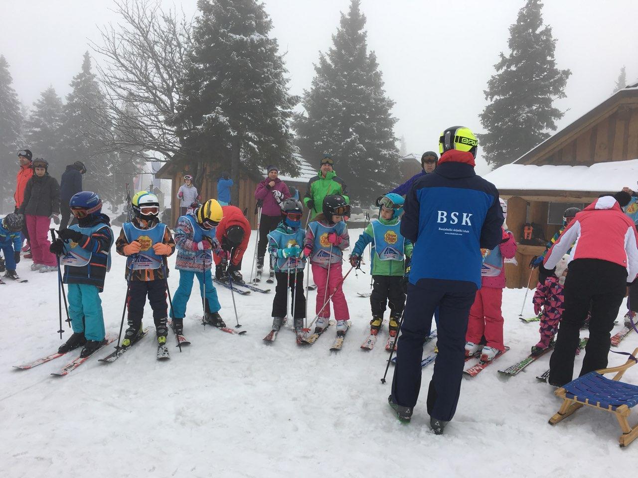 Ski klub BSK - Banja Luka _ Slovenija