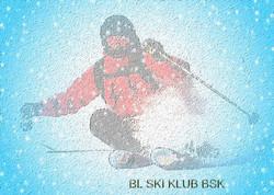 Ski klub BSK _ logo