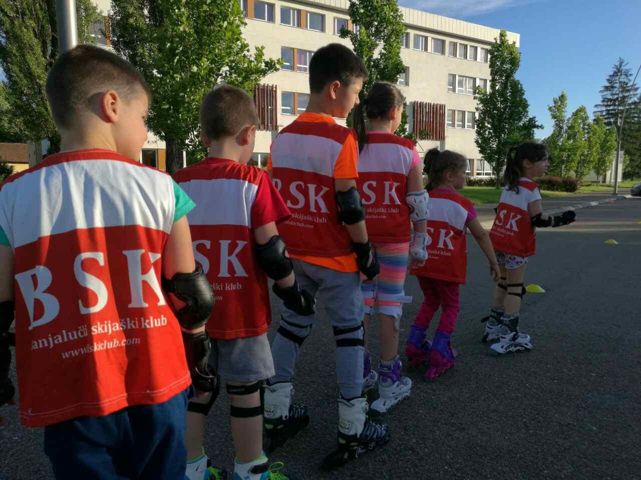 Ski klub BSK - skola rolera 2020-