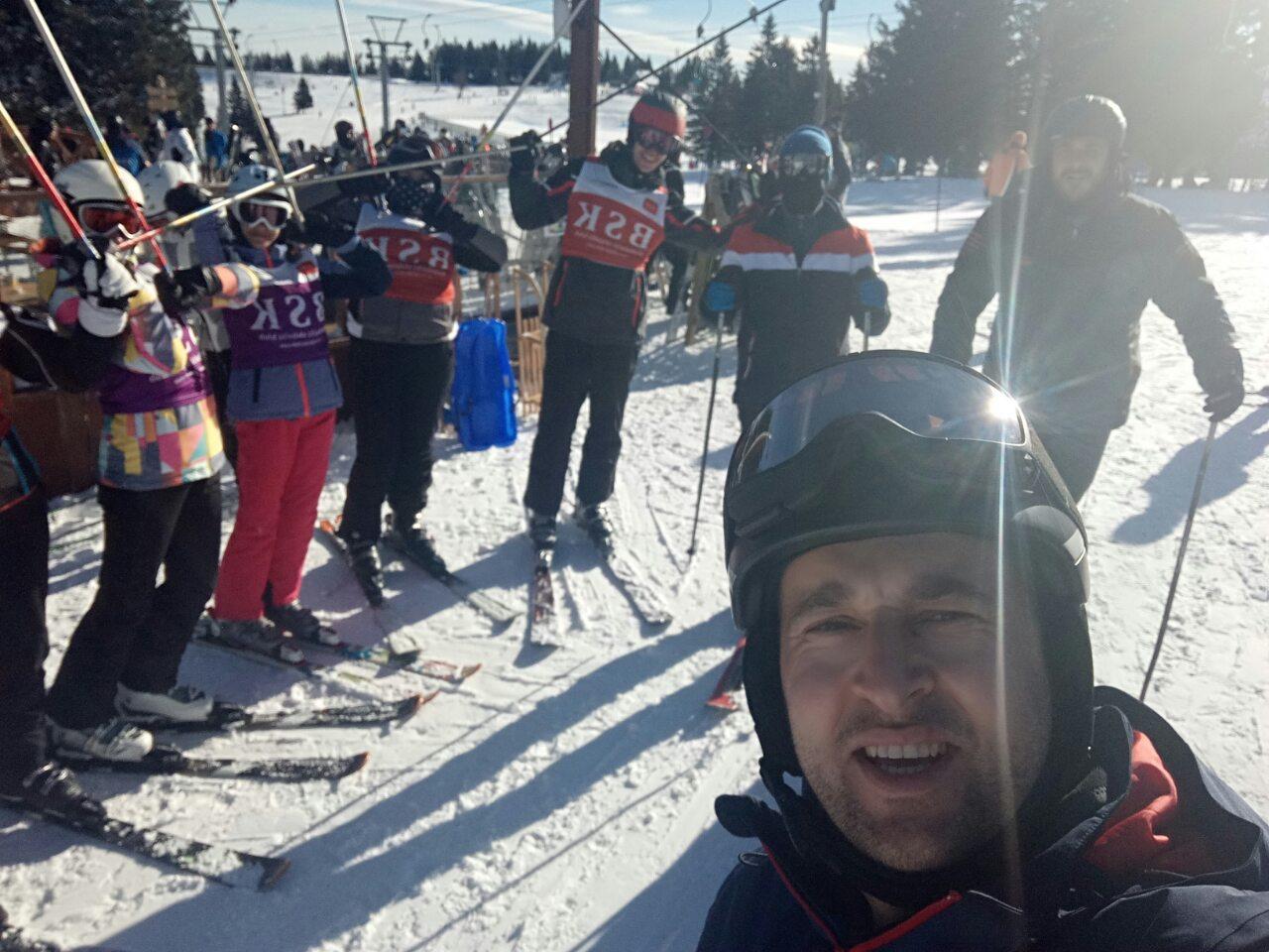 Ski klub BSK - Rogla 2019 V