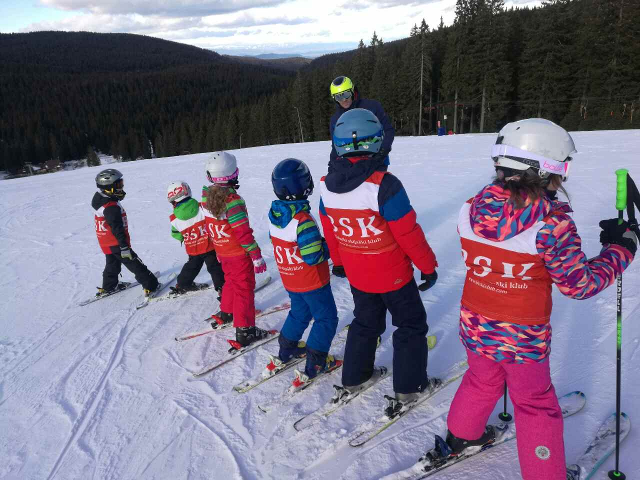 Ski klub BSK - Rogla 2019 III
