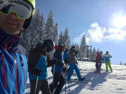 Ski klub BSK - Banja Luka _ sticanje licence Ski instruktora